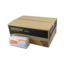 Ręczniki papierowe składane ZZ Katrin Basic karton