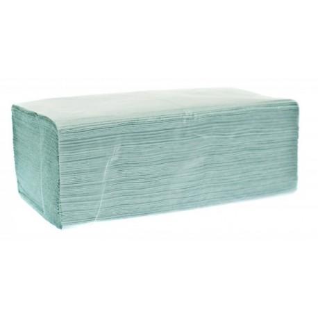 Ręczniki papierowe składane ZZ bunny soft zielony