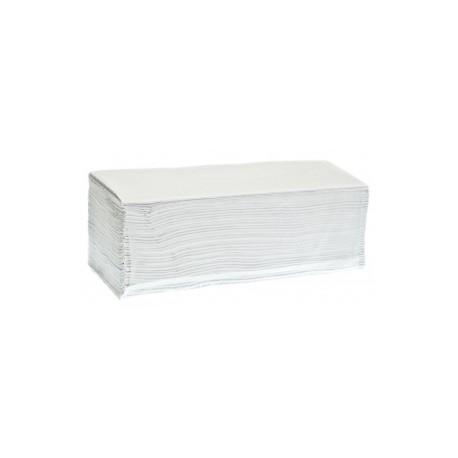 Ręczniki papierowe składane ZZ bunny soft biały