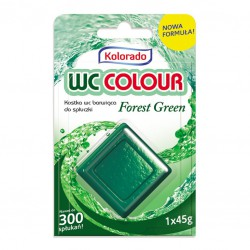 KOLORADO KOSTKA WC COLOUR FOREST GREEN / ZIELONY