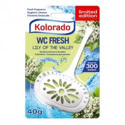 KOLORADO KOSTKA WC FRESH LILLY OF THE VALLEY/KONWALIA