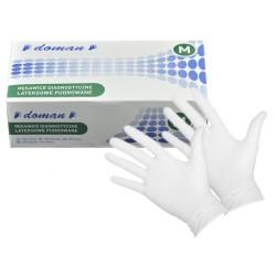 Rękawiczki Lateksowe M op.100