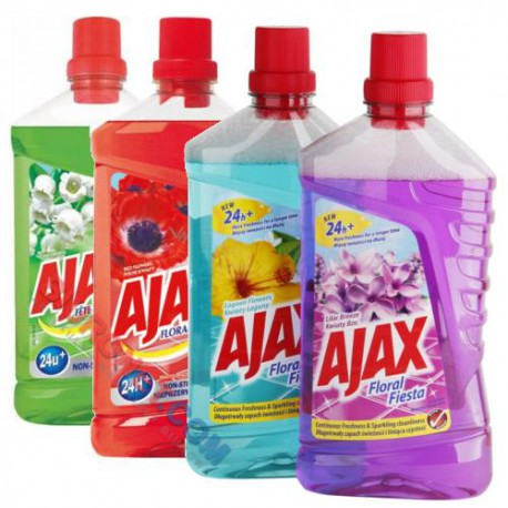 Ajax Płyn uniwersalny 1L Konwaliowy