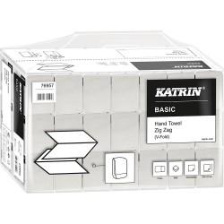 Ręczniki papierowe składane ZZ Katrin Basic Handy Pack