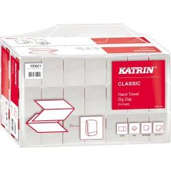 Ręczniki papierowe składane ZZ Katrin Classic Handy Pack