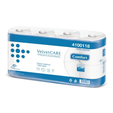Papier toaletowy Velvet Care comfort mała rolka