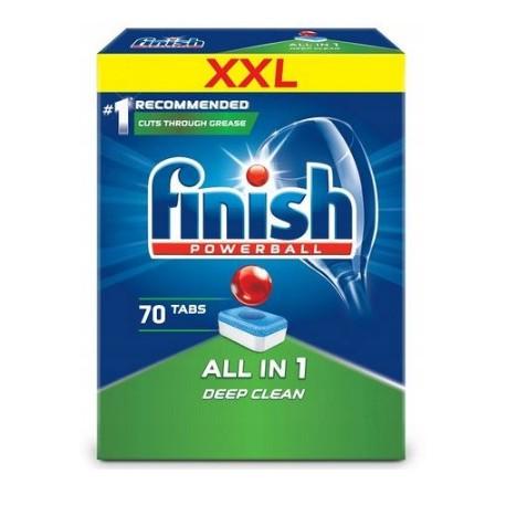 Kostki do zmywarki FINISH CLASSIC 110