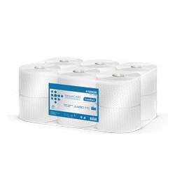 Papier toaletowy Jumbo 110 Velvet Care duża rolka