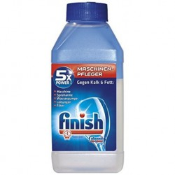 Czyścik do zmywarek Finish 250 ml